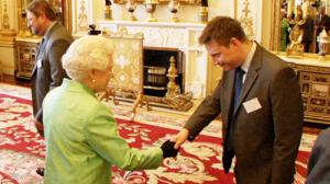 The Queen's Award for Enterprise 2008
