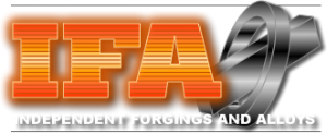 Independent Forgings and Alloys Mobile Retina Logo