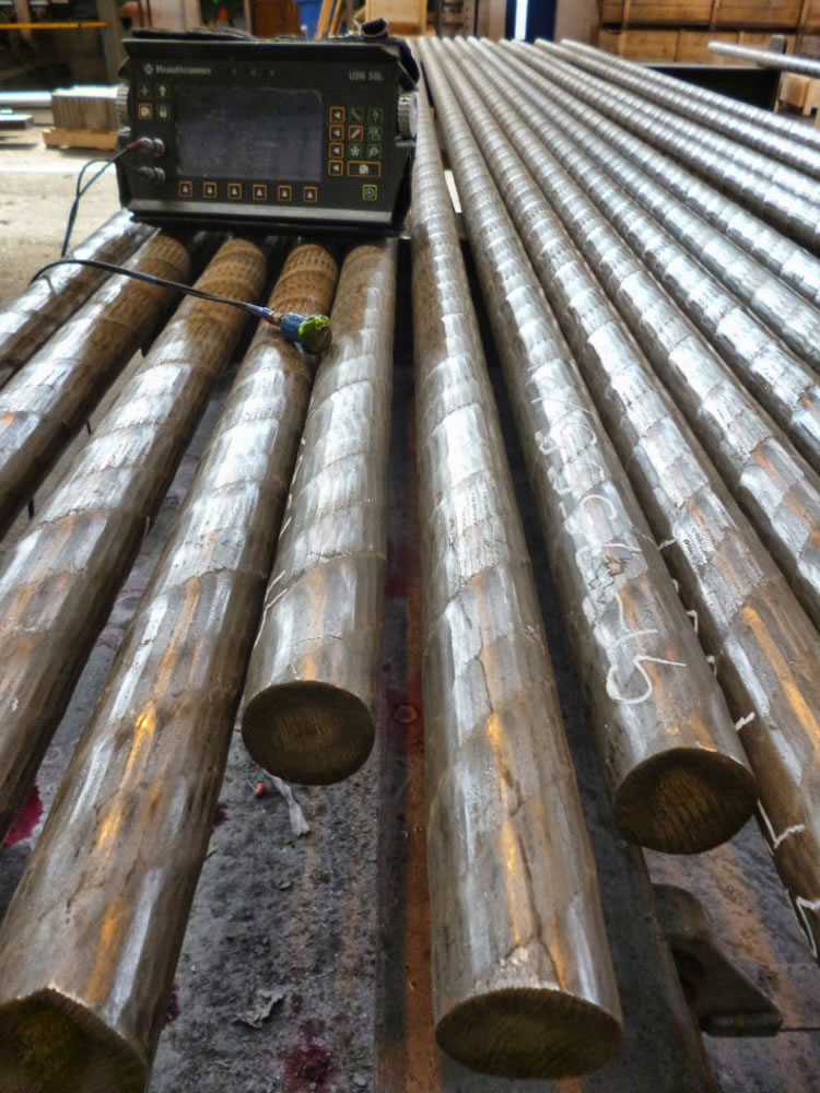 forged round & rectangular bars