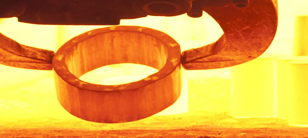 IFA forging