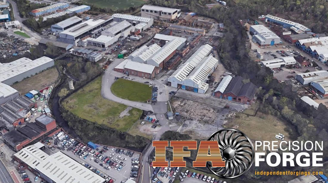 IFA Precision Forge site
