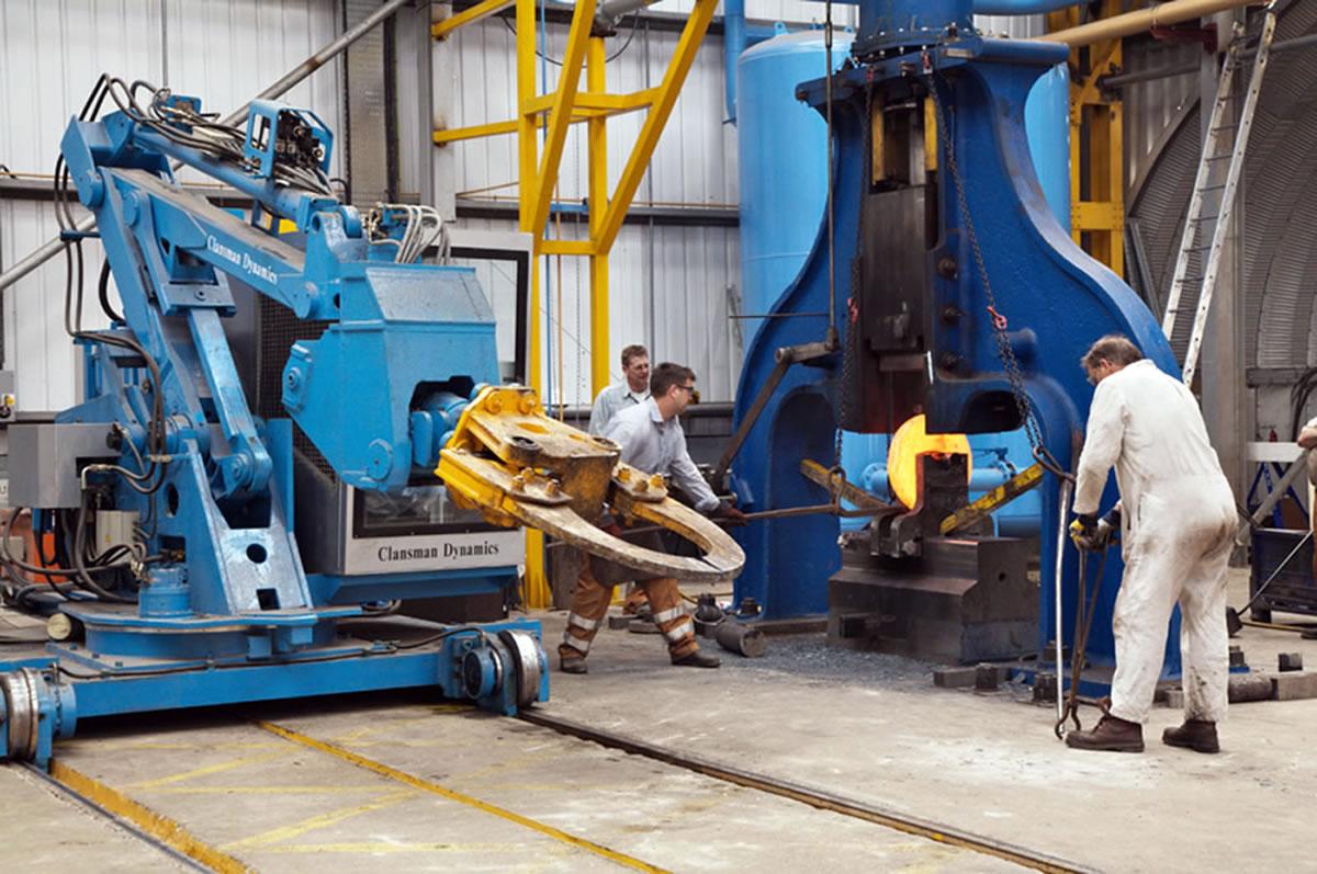 IFA Hammer Forging