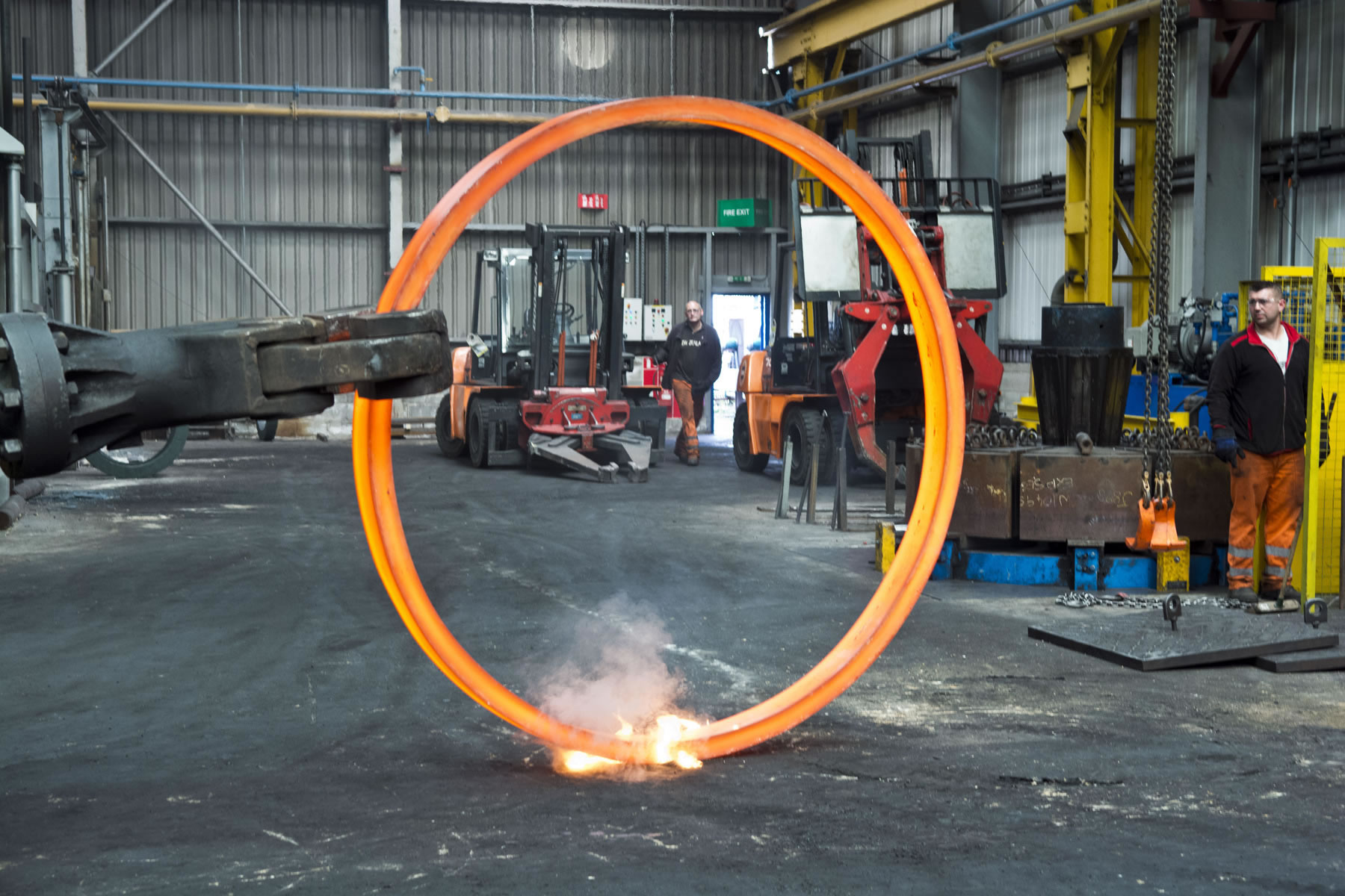 IFA Ring Rolling