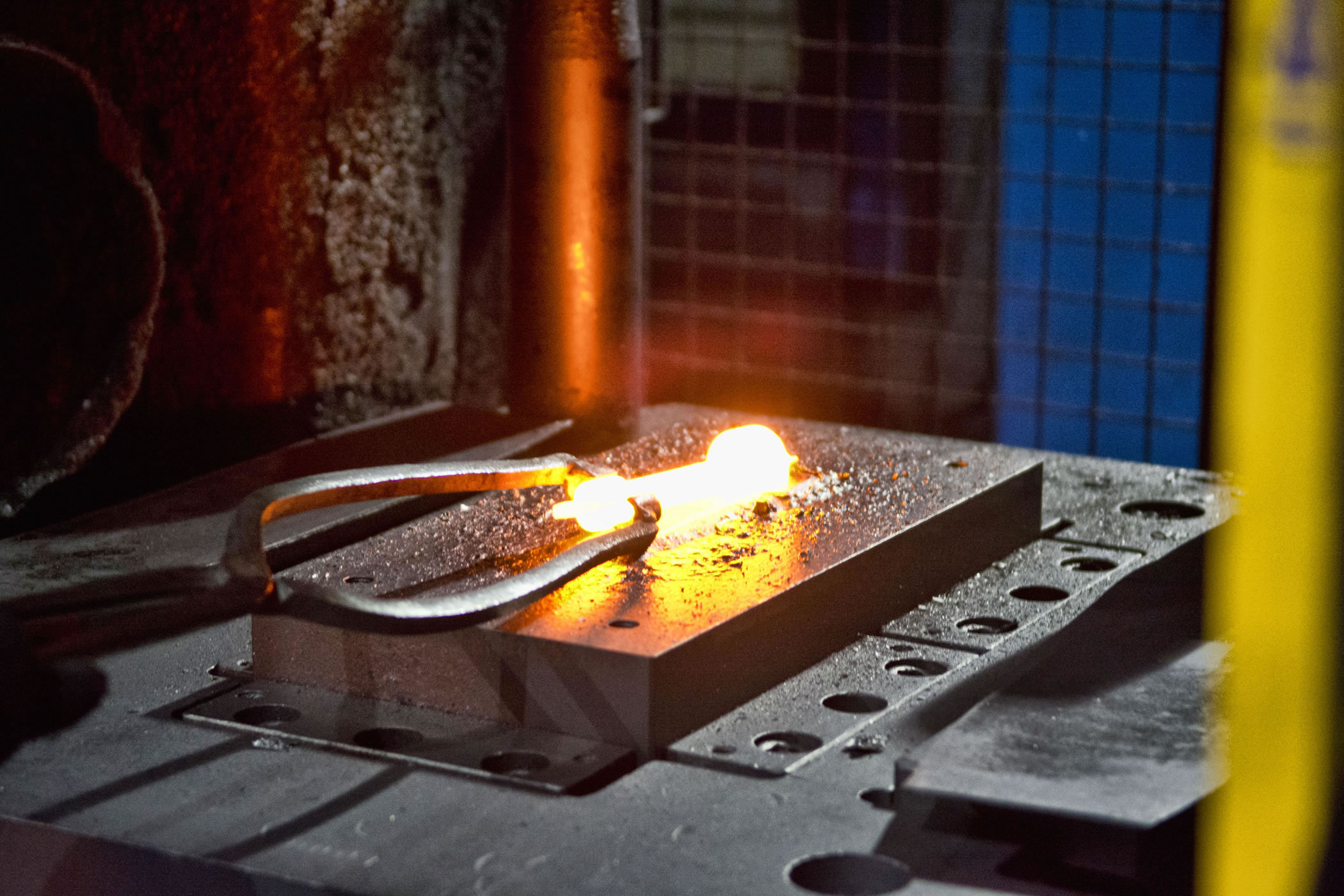 IFA Small Blade Forging