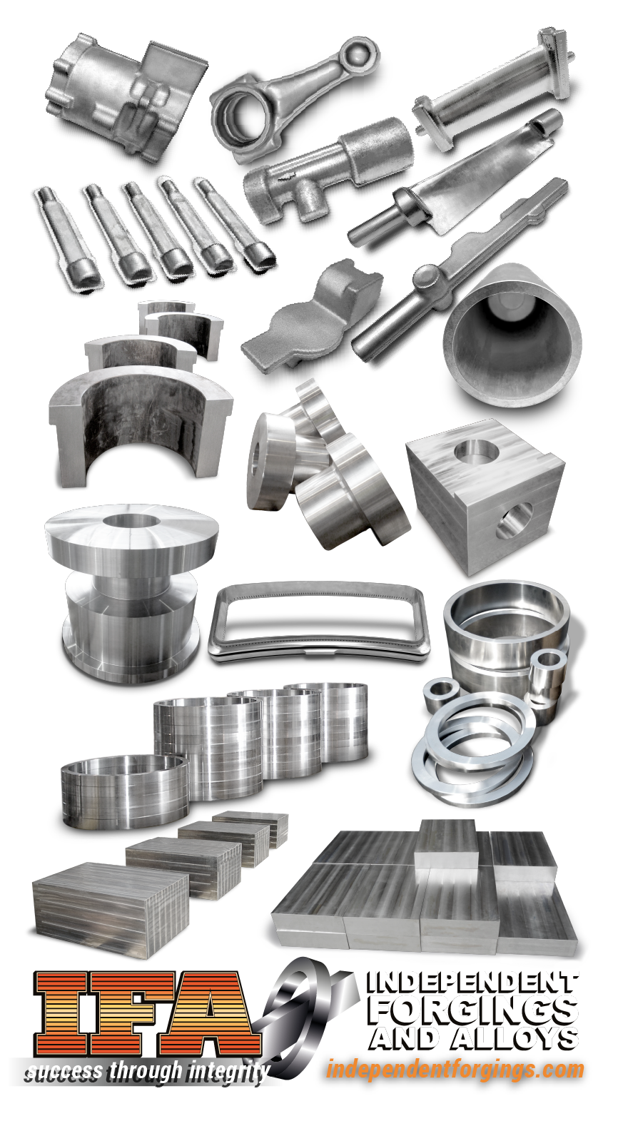 ifa forged products
